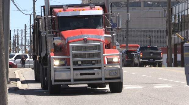 Timmins councillor says city can't keep up with damage caused by heavy trucks