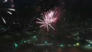 Extended: 2020 Calgary Stampede fireworks show