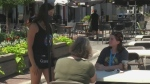 Expanded patios in Guelph's dining district