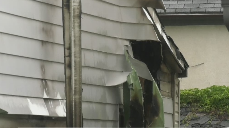 WFPS puts out two fires Saturday morning