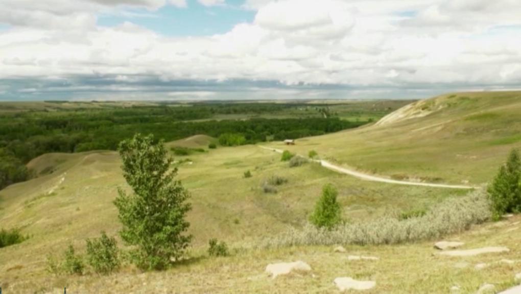 Southern Alberta, County of Warner,