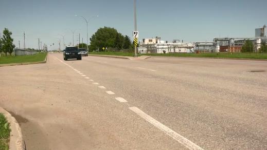 Saskatoon traffic