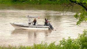 CTV National News: Search for Winnipeg boy