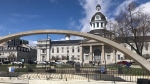 File photo of Kingston City Hall. (Kimberley Johnson / CTV News Ottawa)