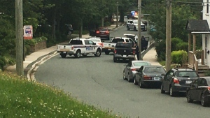 Reports of possible St. John's standoff