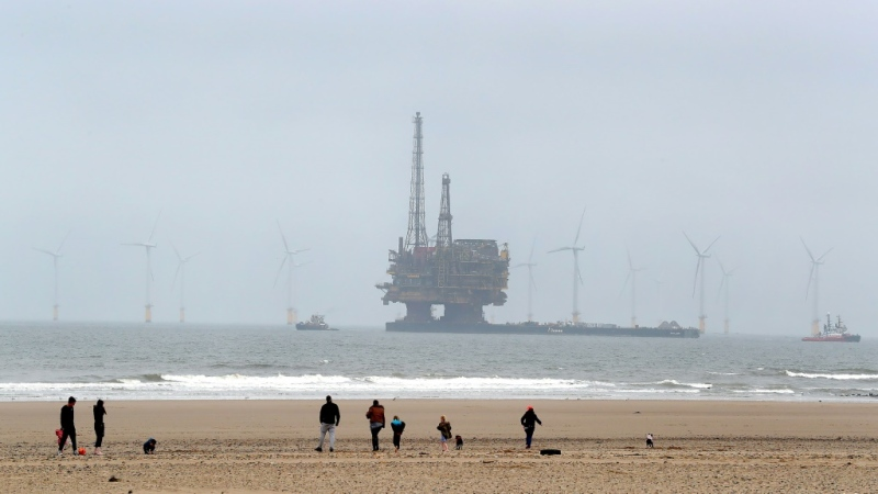Owing to the coronavirus, in recent months the concept of peak demand for oil has come into vogue. (AFP)