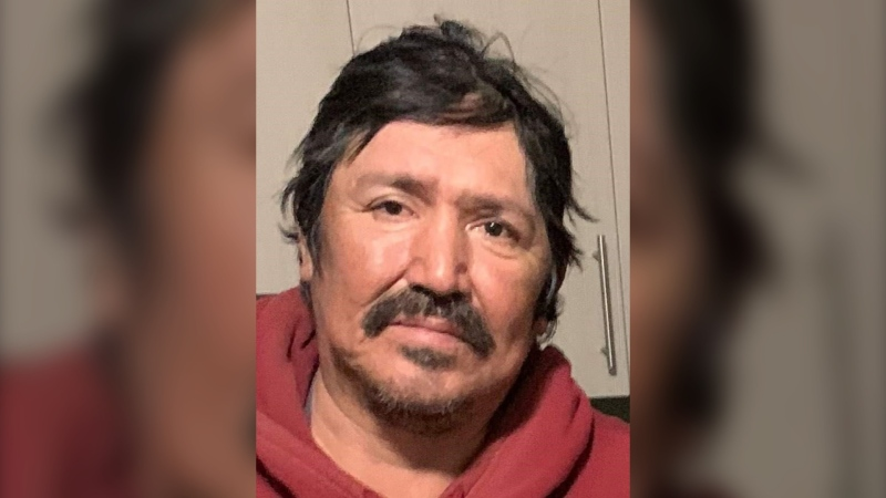 Police are asking the public to keep an eye out for Oliver Traverse, a missing 55-year-old man who has dementia and went missing on July 4, 2020. (Handout)