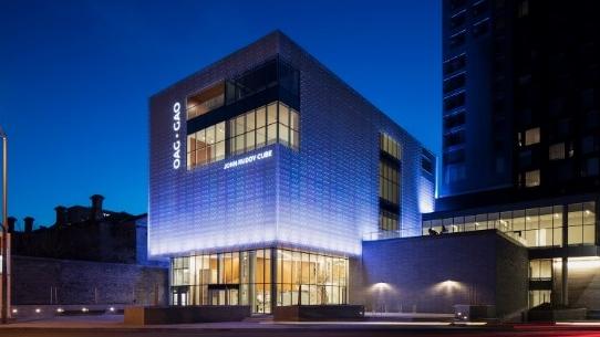 The Ottawa Art Gallery (Photo courtesy: www.oaggao.ca)