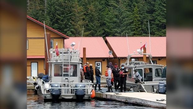 COVID-19 risk still too high for luxury fishing lodge to reopen, says Haida chief councillor