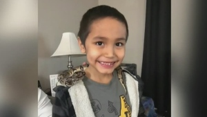 Body of missing Winnipeg boy found