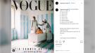 (Vogue Portugal / Instagram)