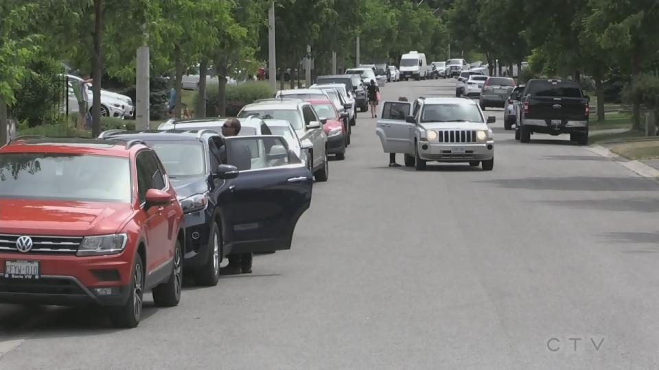 Community near Wilkins Beach fed up