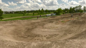 Globe BMX is working towards building a new track in Saskatoon, something they're hoping to accomplish in 2021 with a fundraiser. (CTV News/Ethan Butterfield)