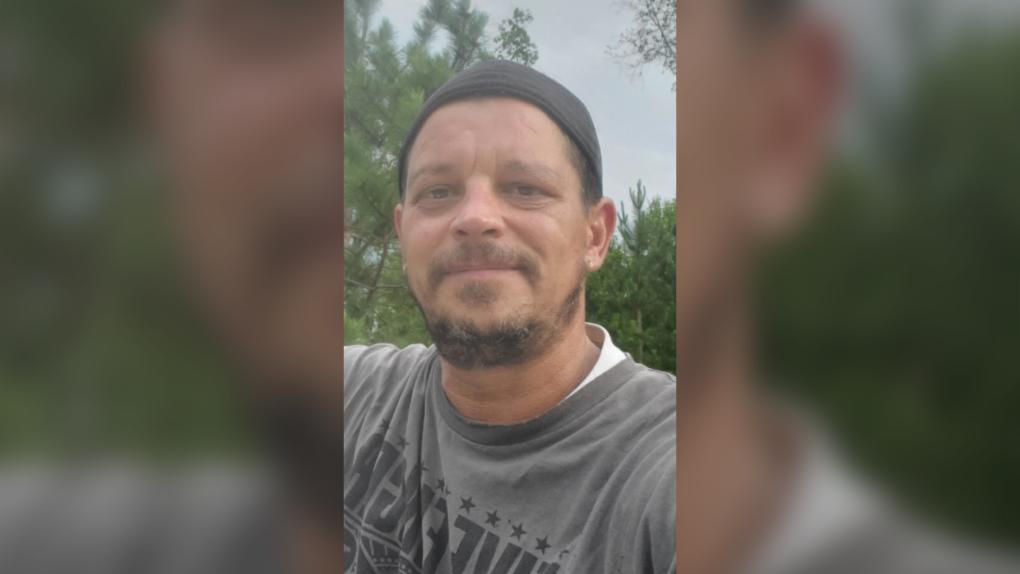 Garry Poulin, 48, of Sudbury