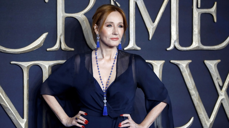 'Harry Potter' fan sites were responding to J.K. Rowling's essay on gender identity. (Tolga Akmen/AFP via Getty Images/CNN)