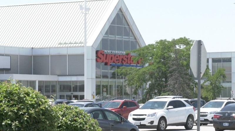 Real Canadian Superstore in Windsor, Ont., on Sunday, July 5, 2020. (Ricardo Veneza / CTV Windsor)