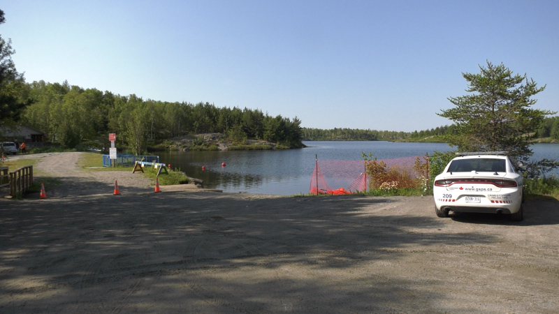 The search for a missing Greater Sudbury man near the Lake Laurentian Conservation Area has ended, Greater Sudbury Police said Monday afternoon.