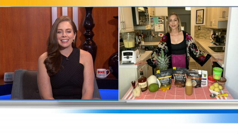 Lifestyle expert  Michelle Jobin shares some treats to keep you cool this summer