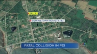 Three people died in weekend crash on P.E.I.