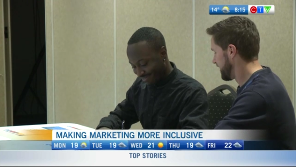 Making marketing more inclusive