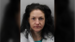 Halifax District RCMP is asking for the public's help in finding Fallon Drane, a 38-year-old Halifax-area woman who faces numerous charges related to weapons, theft, possession of stolen property, and failure to comply with conditions. (COURTESY RCMP)