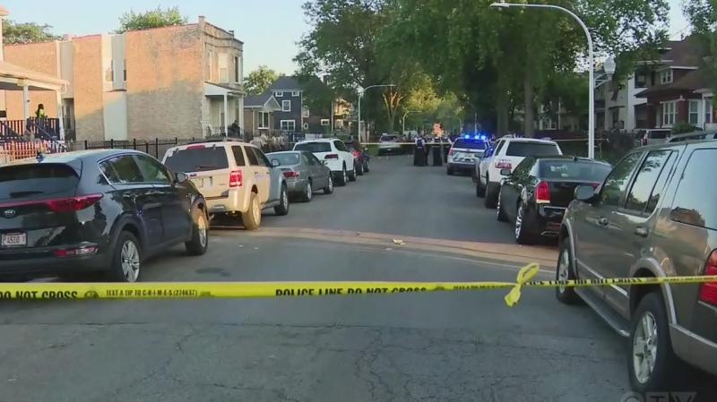 Fatal shootings in numerous U.S. cities