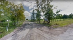 Ravine Mushroom Farm is seen in this undated photograph taken from Google Maps.