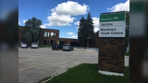 Manitoba Youth Centre (CTV News Photo Touria Izri)