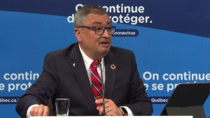 Quebecers need to act responsibly: Arruda