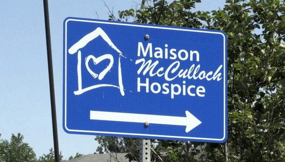 The Maison McCulloch Hospice is two days away from hosting its first ever Care-A-Thon event. Officials had to try something new after many fundraising events were cancelled or postponed due to COVID-19. (Molly Frommer/CTV News)