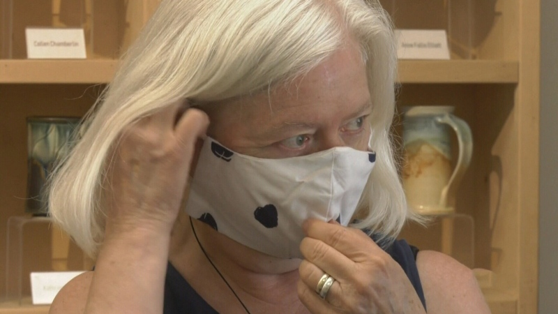 Why masks aren't mandatory in Manitoba