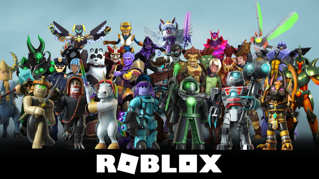 Clock Wisdom Twitter Roblox Hackers Allegedly Spread Pro Trump Propaganda Through Online Gaming Platform Roblox Ctv News