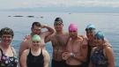Sawatsky Sign-Off- Great Big Swim