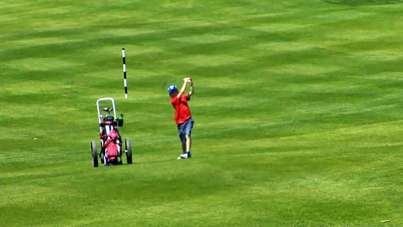 The pandemic has produced an unexpectedly positive side effect: a surge in popularity for golf among teenagers.
