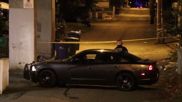 Double homicide investigation underway in East Vancouver, police say
