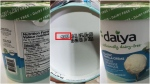 Daiya's Classic Vanilla Creme Non-Dairy Frozen Dessert is shown in photos from Health Canada.