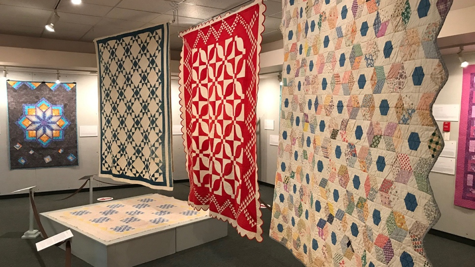 Quilts at Annandale