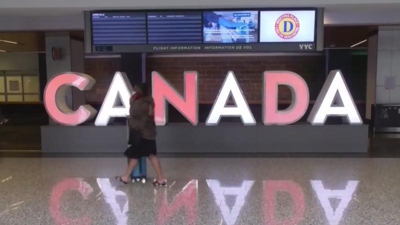 Calgary International Airport numbers released