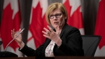Employment, Workforce Development and Disability Inclusion Minister Carla Qualtrough responds to a question