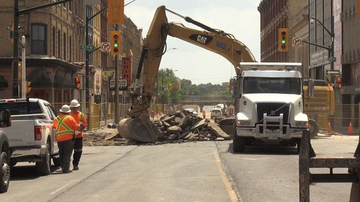 London Ont. sewer repairs