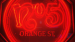 A sign at No. 5 Orange is shown in an image from the club's Instagram account.
