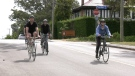 Oak Bay Mayor Kevin Murdoch says there has been no consultation between his council and councillors in Victoria over plans to expand bike lanes. (CTV News)