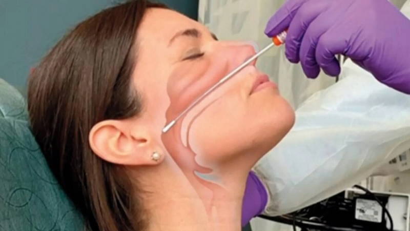 Albertans snub their noses at nasal COVID tests