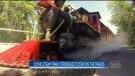 Assiniboine Park Steam Train