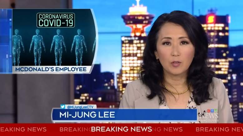CTV News Vancouver at Six for Tuesday, July 7, 20