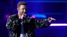 Justin Timberlake has become the latest public figure to call for the removal of Confederate monuments across the U.S. (Kevin Winter/Getty Images)