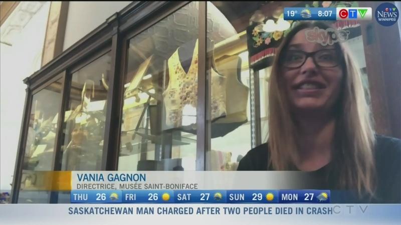 New Manitoba 150 exhibit at Saint Boniface Museum