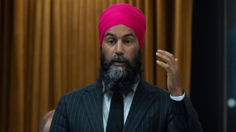 Singh compares PM to Trump on police brutality