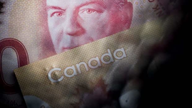 A Canadian fifty dollar banknote depicting Former Prime Minister William Lyon Mackenzie King, Brent Lewin/Bloomberg