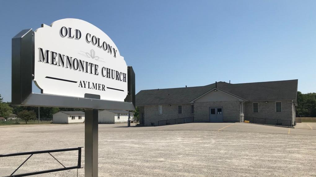 OCMC Church Aylmer